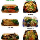 焼き魚・野菜炒め