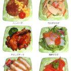 おかず3パック500円均一お惣菜-3