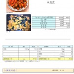 お惣菜レシピ