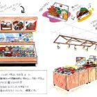 店舗什器に関して(1)  お店造りの豆知識
