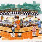 店舗什器に関して(2) お店造りの豆知識