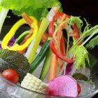 サラダと弁当の多様化