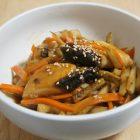 根菜とぶりの照り煮~野菜ソムリエ・レシピ