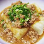 揚げ出しキムチ豆腐〜我が家自慢のお惣菜・お弁当