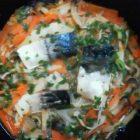 魚と野菜の酒蒸し〜我が家自慢のお惣菜・お弁当
