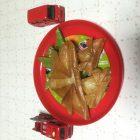 こどもの日の兜春巻〜我が家自慢のお惣菜・お弁当
