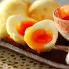 一口かじれば黄身がとろ~り!幸せとろける半熟卵の天ぷら〜我が家自慢のお惣菜・お弁当