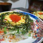 鮮ちらし寿司〜我が家自慢のお惣菜・お弁当