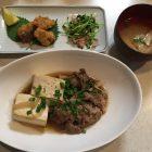 家族みんなお気に入り!簡単肉豆腐〜我が家自慢のお惣菜・お弁当