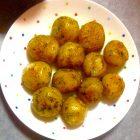 小さなジャガバター(青のりバージョン)〜我が家自慢のお惣菜・お弁当