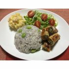 オクラと人参の肉巻き〜我が家自慢のお惣菜・お弁当