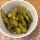 ガーリック枝豆〜我が家自慢のお惣菜・お弁当