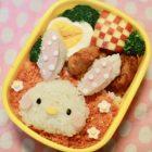 ウサギちゃん弁当♪〜我が家自慢のお惣菜・お弁当