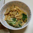 生麩の卵とじ〜我が家自慢のお惣菜・お弁当
