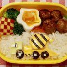 コンクリートミキサー車弁当☆〜我が家自慢のお惣菜・お弁当