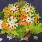 雪の結晶サラダ〜我が家自慢のお惣菜・お弁当