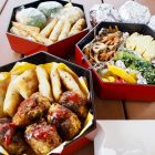春キャベツのミンチカツ〜我が家自慢のお惣菜・お弁当