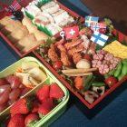 春のピクニック弁当☆〜我が家自慢のお惣菜・お弁当