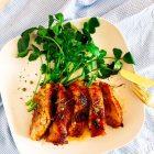鶏モモ肉の香味みそ焼き〜我が家自慢のお惣菜・お弁当