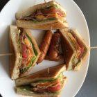 クラブハウスサンド〜我が家自慢のお惣菜・お弁当