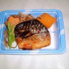 鯖の生姜煮(真空調理)