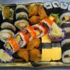 パーティー寿司➡夏