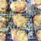 チキンの香草パン粉焼き➡7月