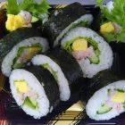 太巻き寿司➡秋・冬