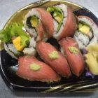 お肉のお寿司➡秋・冬