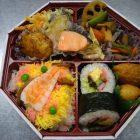 寿司弁当➡春と秋・冬