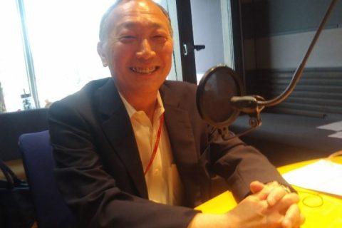 成田代表TBSラジオに生出演しました。