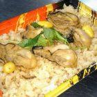 カツ丼のたれで炊き込みご飯➡株式会社ダイショー