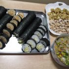 洋風恵方巻き寿司2種類〜我が家自慢のお惣菜・お弁当