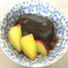 ジャスミン茶のゼリー(真空調理)