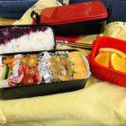オレンジ、卵焼き、春雨炒め、大根のサラダ〜我が家自慢のお惣菜・お弁当