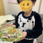 我が家の特製スパサラダ〜我が家自慢のお惣菜・お弁当