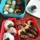 幼稚園!練習弁当♪〜我が家自慢のお惣菜・お弁当