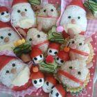 一足早い家族分のクリスマスお弁当~〜我が家自慢のお惣菜・お弁当