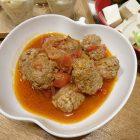 豆腐煮込みハンバーグ〜我が家自慢のお惣菜・お弁当