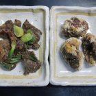 フワ(ウシの肺)の竜田揚げと煮込み〜我が家自慢のお惣菜・お弁当
