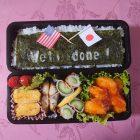 海苔メッセージ〜我が家自慢のお惣菜・お弁当