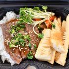 佐賀牛ステーキ弁当〜我が家自慢のお惣菜・お弁当